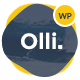 Olli - Single Product Landing Page Theme