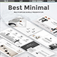 3 in 1 Best Minimal Bundle Powerpoint Template