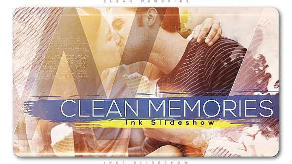 Clean Memories Inks Slideshow
