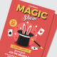Magic Show Flyer