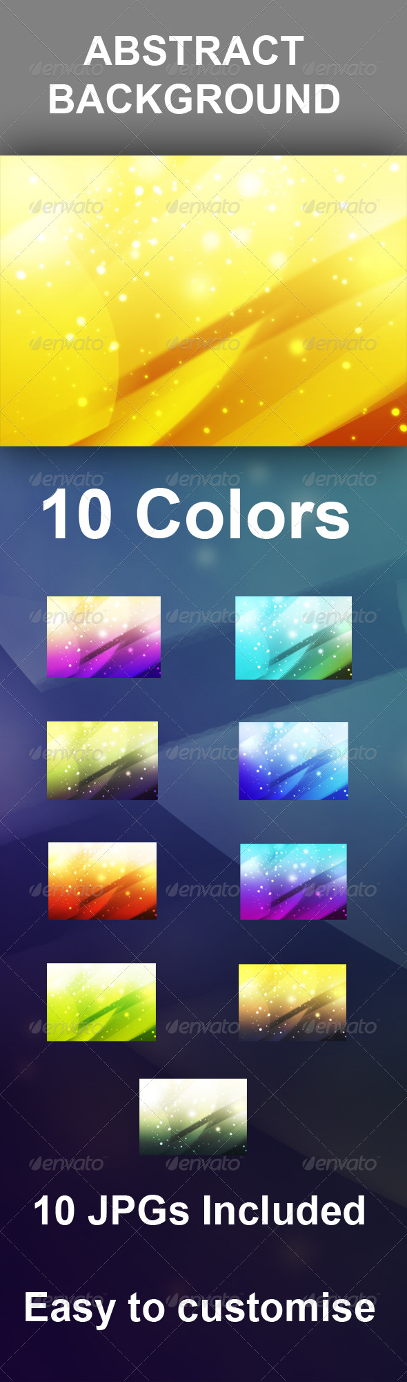 Abstract Background Kit - Backgrounds Graphics