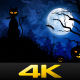 Halloween Scary Cat - VideoHive Item for Sale