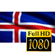 Iceland Flag - VideoHive Item for Sale