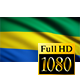 Gabon Flag - VideoHive Item for Sale