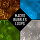 Macro Bubbles 4 Pack - VideoHive Item for Sale