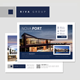 Nova - Real Estate Post Card Templates - GraphicRiver Item for Sale