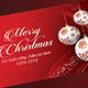 Christmas - Postcard Templates