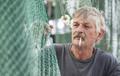fisherman mending nets - PhotoDune Item for Sale