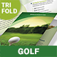 Golf Trifold Brochure 7 - GraphicRiver Item for Sale