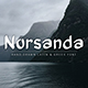 Norsanda | Hand-drawn Font - GraphicRiver Item for Sale