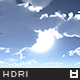 High Resolution Sky HDRi Map 154