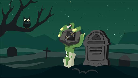 VideoHive Halloween Logo 20833150