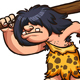 Hunting Caveman - GraphicRiver Item for Sale