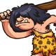 Hunting Caveman