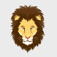 Valiant Lion Head Logo - GraphicRiver Item for Sale