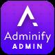 Adminify - VueJS Bootstrap4 Admin Template