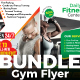 Gym Flyer Bundle - GraphicRiver Item for Sale
