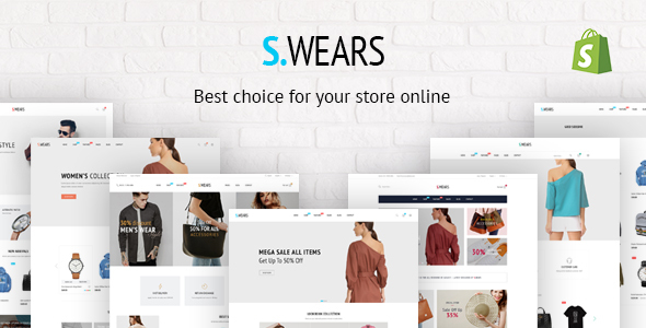 Image of Fastest Swears – Responsive Ecommerce Shopify