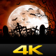 Halloween Cemetery II - VideoHive Item for Sale