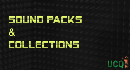 Sound Packs & Collections