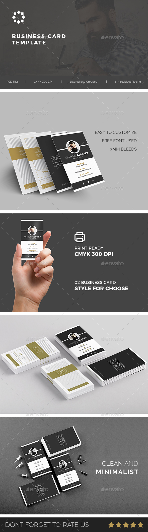 GraphicRiver Business Card Vol 01 20811520