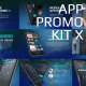 App Promo Kit X - VideoHive Item for Sale