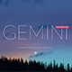 GEMINI - Creative Keynote Presentation Template