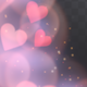 Abstract Heart Light Frame - VideoHive Item for Sale