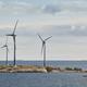 Wind turbines in the baltic sea. Renewable energy. Finland seascape - PhotoDune Item for Sale