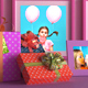 Little Girls Happy Birthday - VideoHive Item for Sale