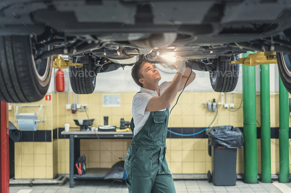 Servicing - Stock Photo - Images