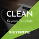 Clean Multipurpose Keynote Template