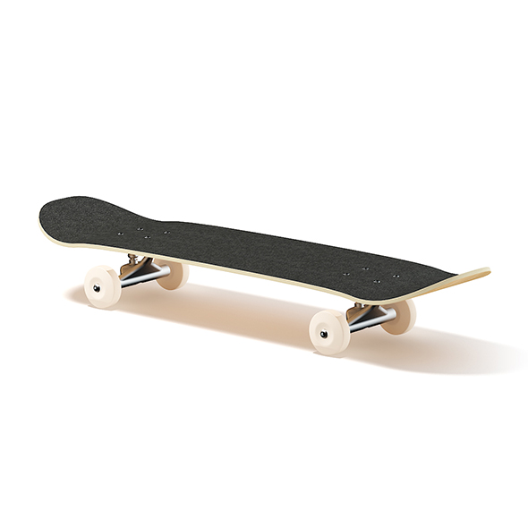 3DOcean Skateboard 20834708