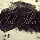 Ink Titles 3 - VideoHive Item for Sale