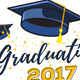 Vector Set of Illustrations with Graduate Caps - GraphicRiver Item for Sale