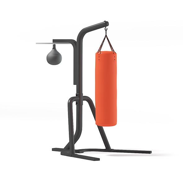 3DOcean Punching Bag 20834921