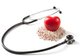 Black Stethoscope With Heart - PhotoDune Item for Sale