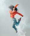Modern dancer jumping - PhotoDune Item for Sale