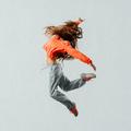 Modern style dancer jumping - PhotoDune Item for Sale