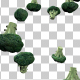 Broccoli Rain - VideoHive Item for Sale