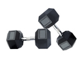 Dumbbels isolated
