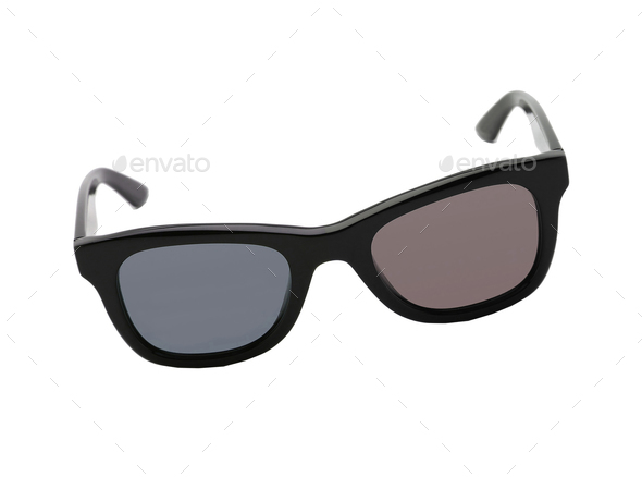 3D Glasses isolated - Stock Photo - Images