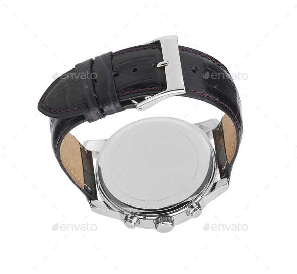 Watch isolated - Stock Photo - Images