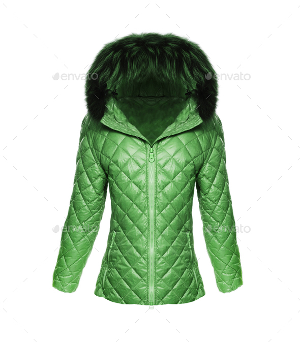 Jacket Female isolated - Stock Photo - Images