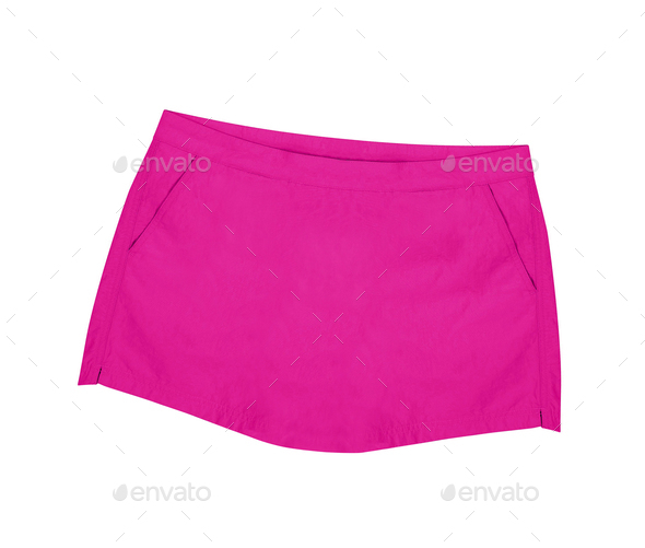 Skirt isolated - Stock Photo - Images