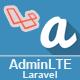 AdminLTE Laravel