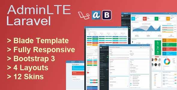 Download Source code              AdminLTE Laravel            nulled nulled version