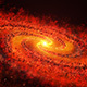 Red Galaxy - VideoHive Item for Sale