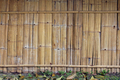 The bamboo wall of thailand - PhotoDune Item for Sale