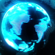 Cyber Earth Globe - VideoHive Item for Sale